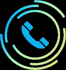 Icono de contacto por teléfono