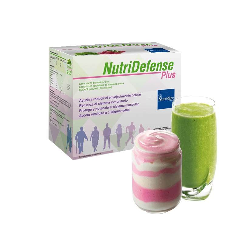 Nutridefense plus NutriCare