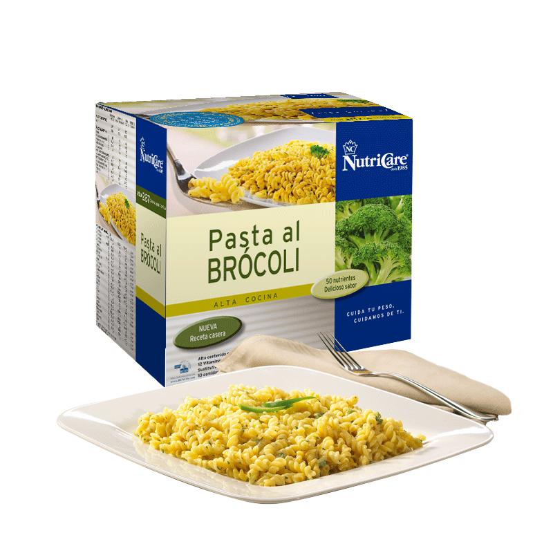 Pasta al brócoli NutriCare