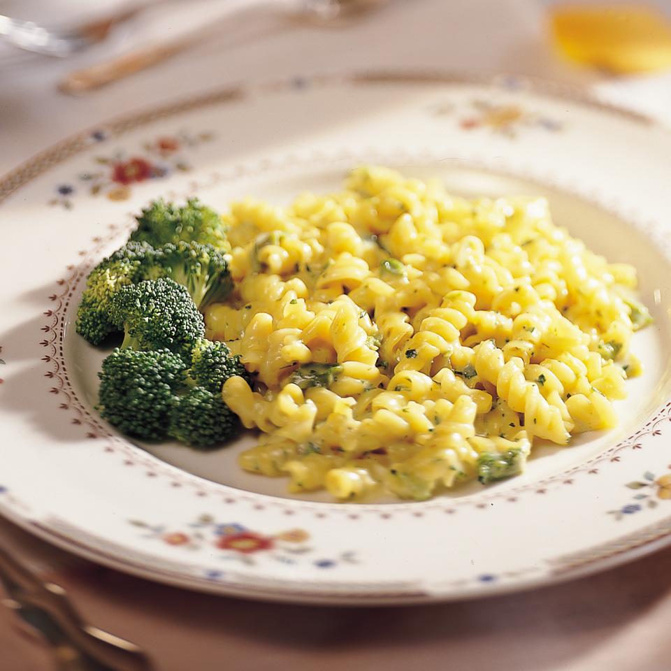 Pasta al brócoli fitness