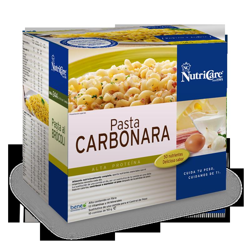 Pasta carbonara NutriCare