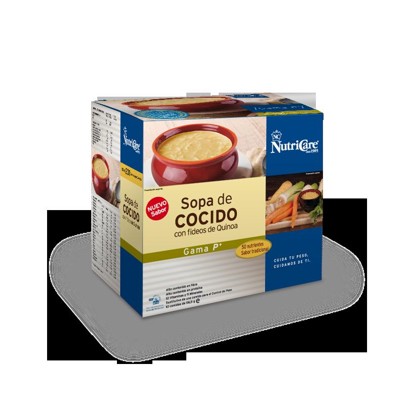 Sopa de Cocido NutriCare