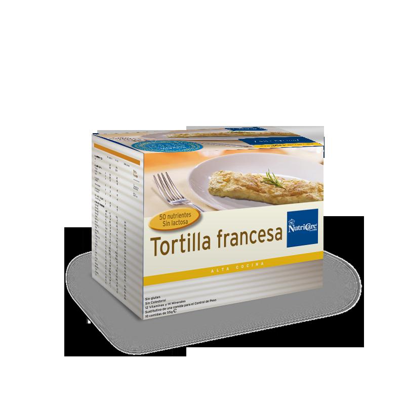 Tortilla francesa NutriCare
