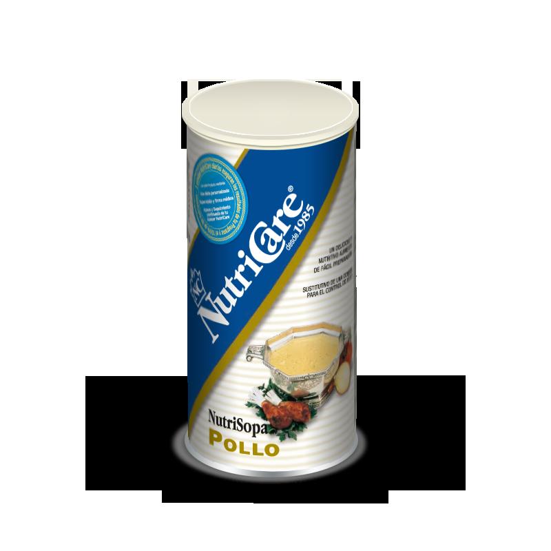 Sopa de pollo NutriCare
