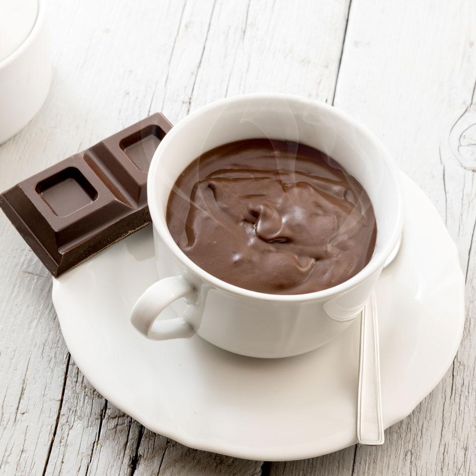 Chocolate a la Taza NutriCare recet de Araceli