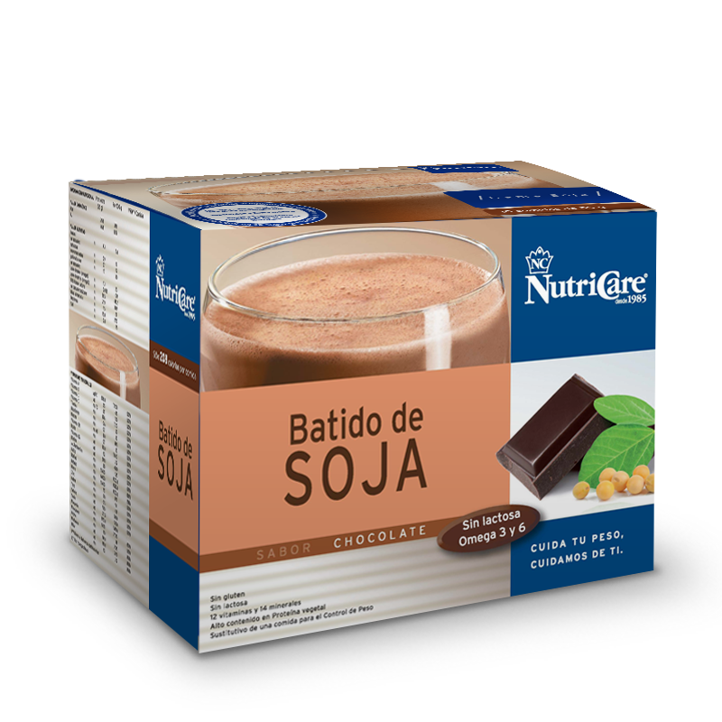 soja chocolate NutriCare