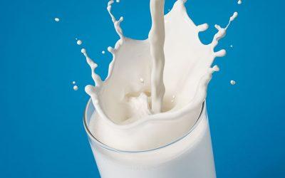 ¿Es bueno tomar leche?