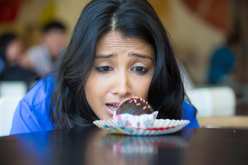 Ansiedad por comer: cómo evitarlo