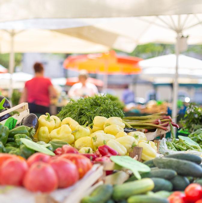 Consejos para no engordar: toma frutas y hortalizas