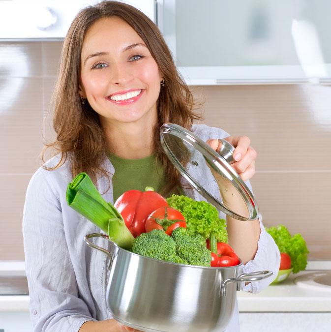 dieta frutas y verduras