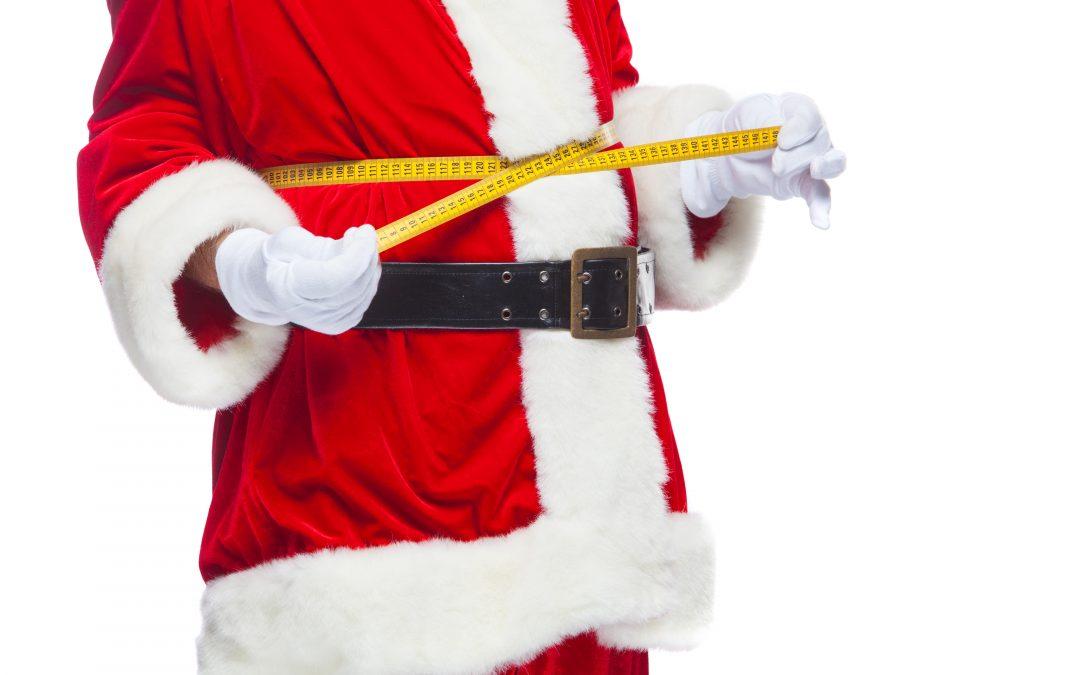 Cómo compensar los excesos en navidad