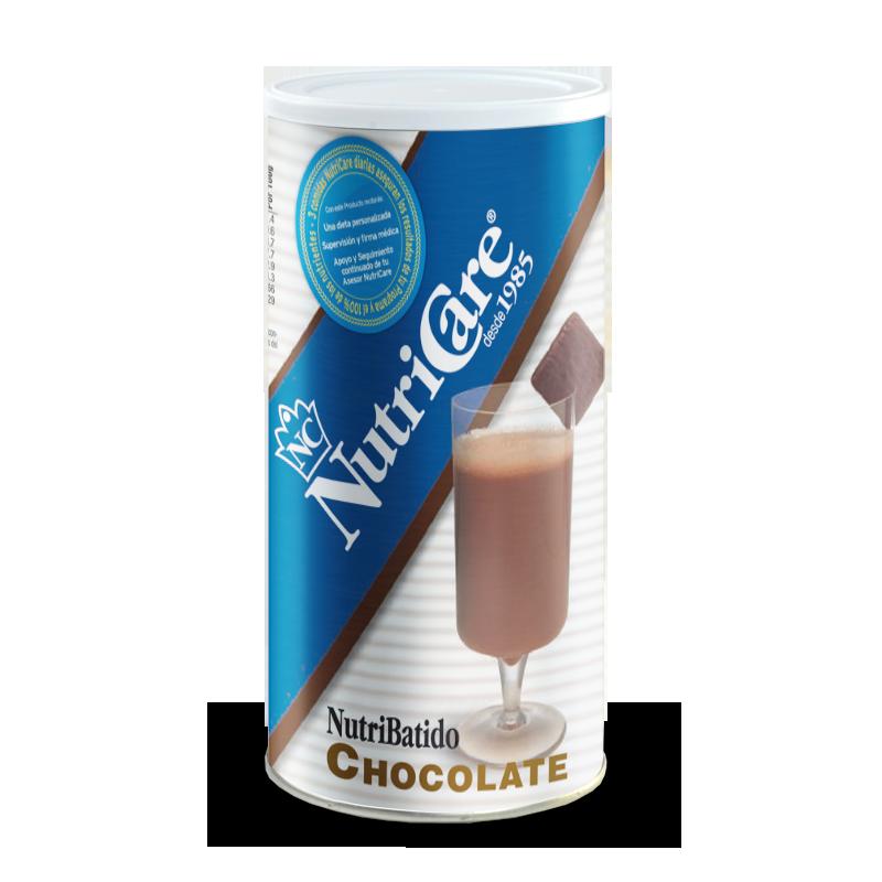 Nutri batido de Chocolate NutriCare