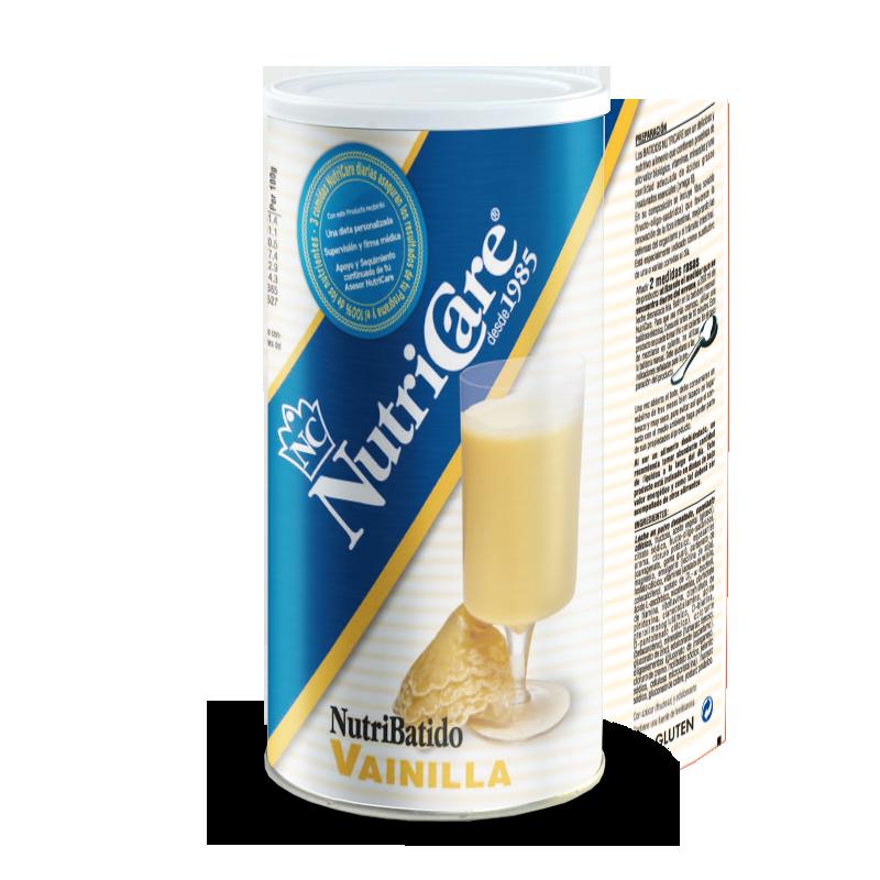 Nutri batido de vainilla NutriCare