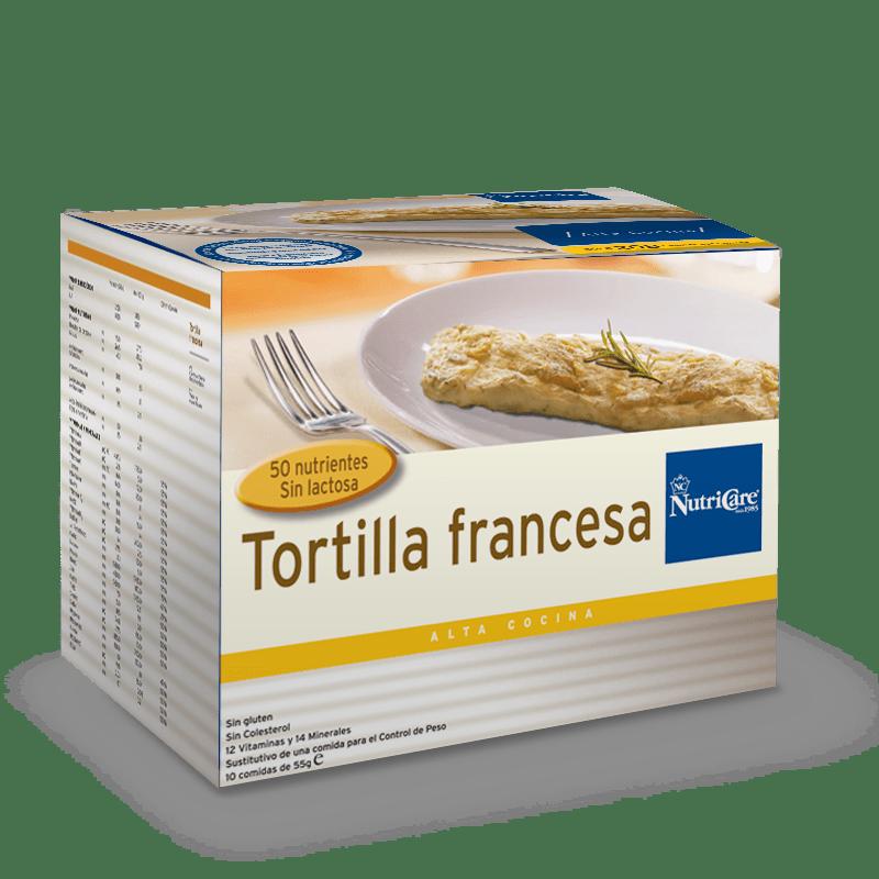 Tortilla sabor francesa NutriCare