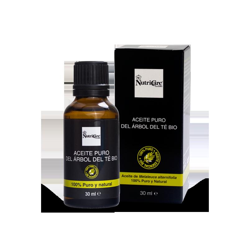 Aceite puro de Aceite del Árbol del té BIO 30 ml