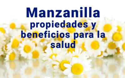 Manzanilla: que es, para qué sirve, propiedades y beneficios para la salud